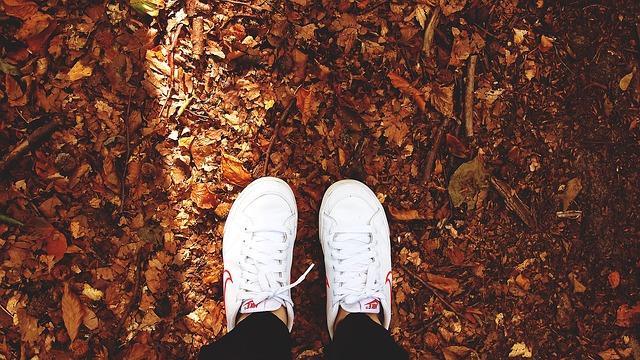 sneakers buty białe