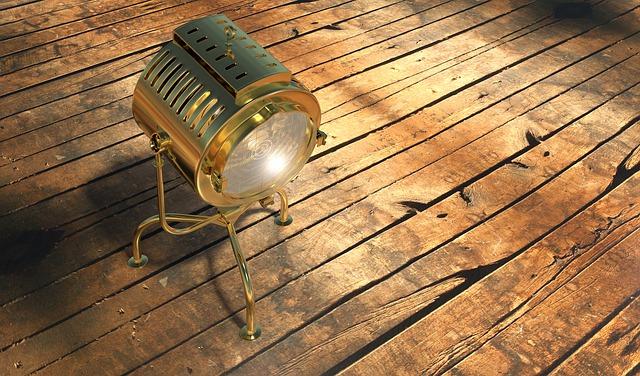lampy vintage